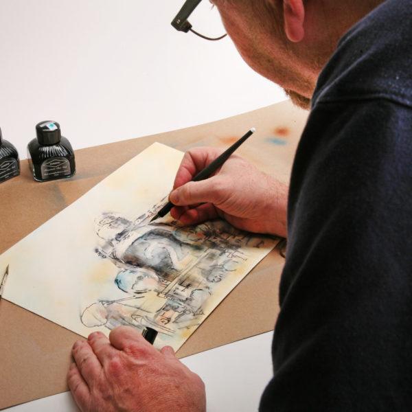Jonathan Kelly Painting
